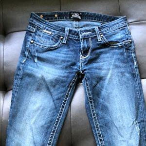 Women's Express ReRock Jeans size 0S